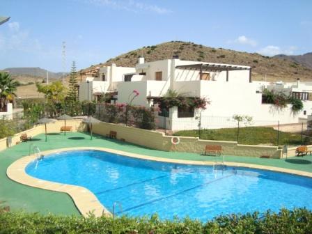 Casa de vacaciones san jos cabo de gata andalucia - Apartamentos cabo de gata ...