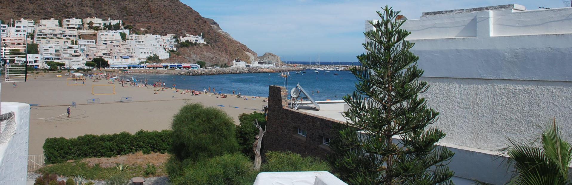Casa kerstin casa de vacaciones en san jos cabo de gata costa de almeria - Casas en san jose almeria ...
